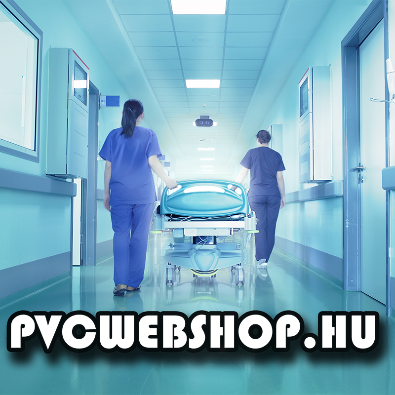 Egészségügyi PVC padló