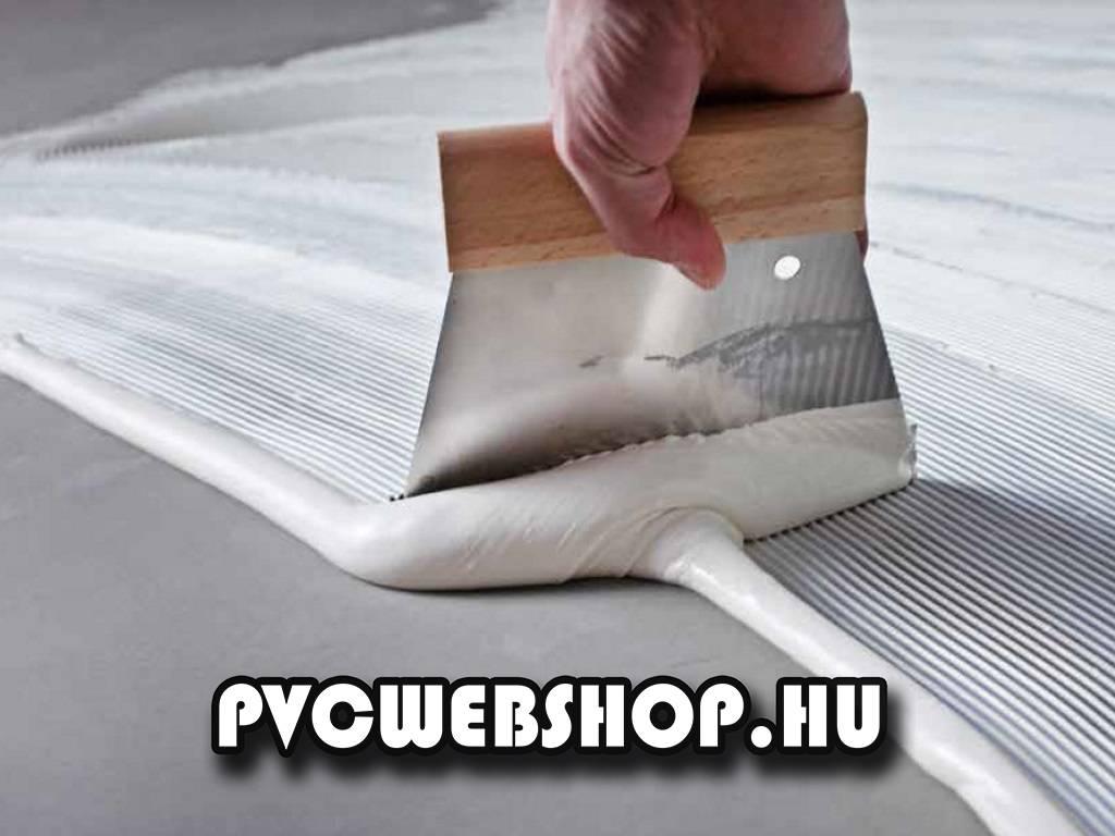 PVC Ragasztó. alapozó és aljzatkiegyenlítő