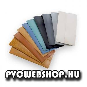 Lágy PVC szegély