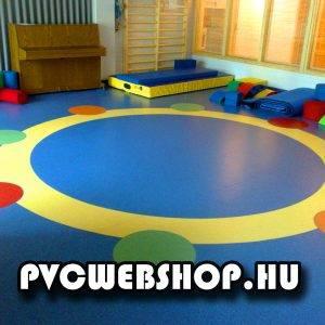 Speciális PVC padlóburkolat