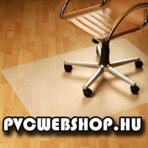 PVC padlóvédő, székalátét