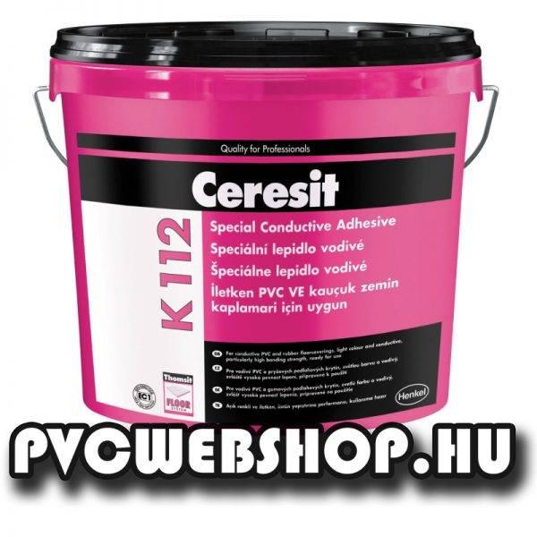 Henkel Ceresit K 112 Vezetőképes PVC padlóburkolat ragasztó