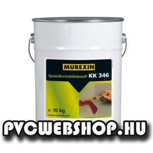 Murexin KK 346 Speciális PVC padlóburkolat ragasztó